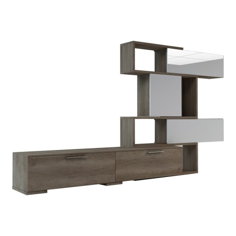 4K TV Wall Unit