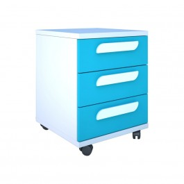 BO1 Nightstand with 3 Drawers