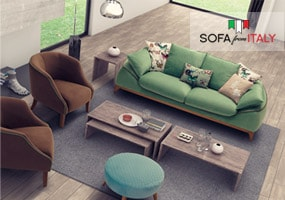 contemporary Sofa Beds from Italy